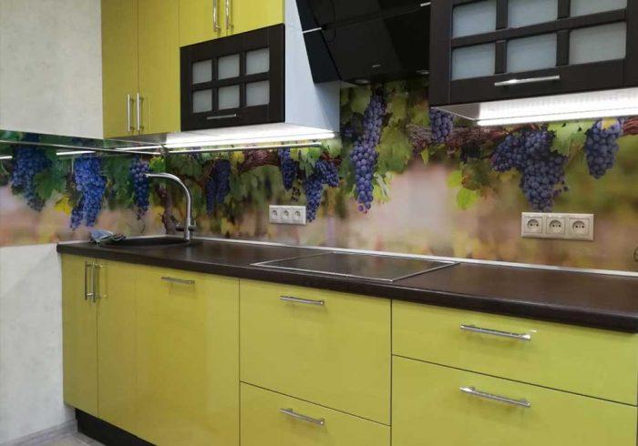 Скинали виноград фото